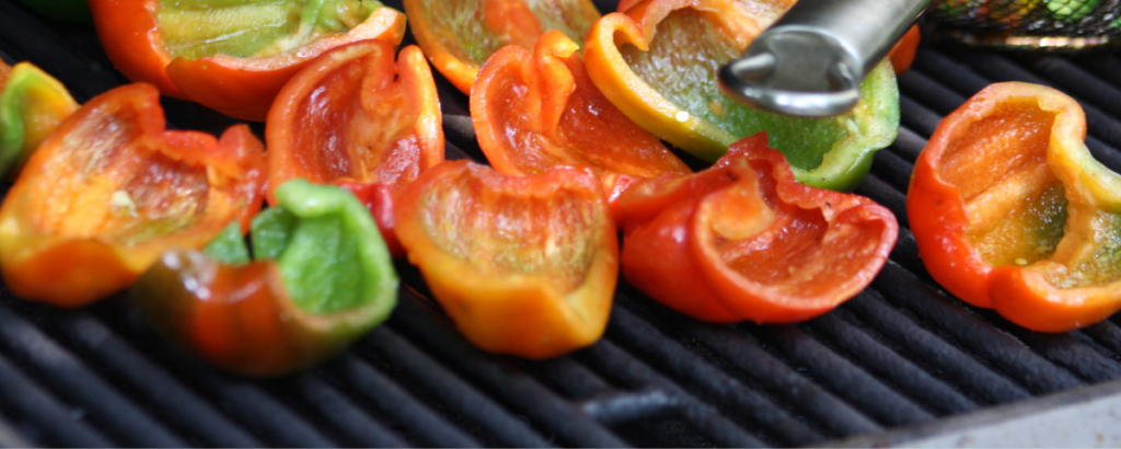 peperoni per pasta fredda vegetariana estiva