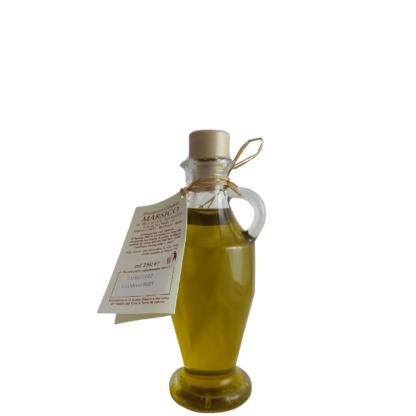 olio aromatizzato al limone marsico